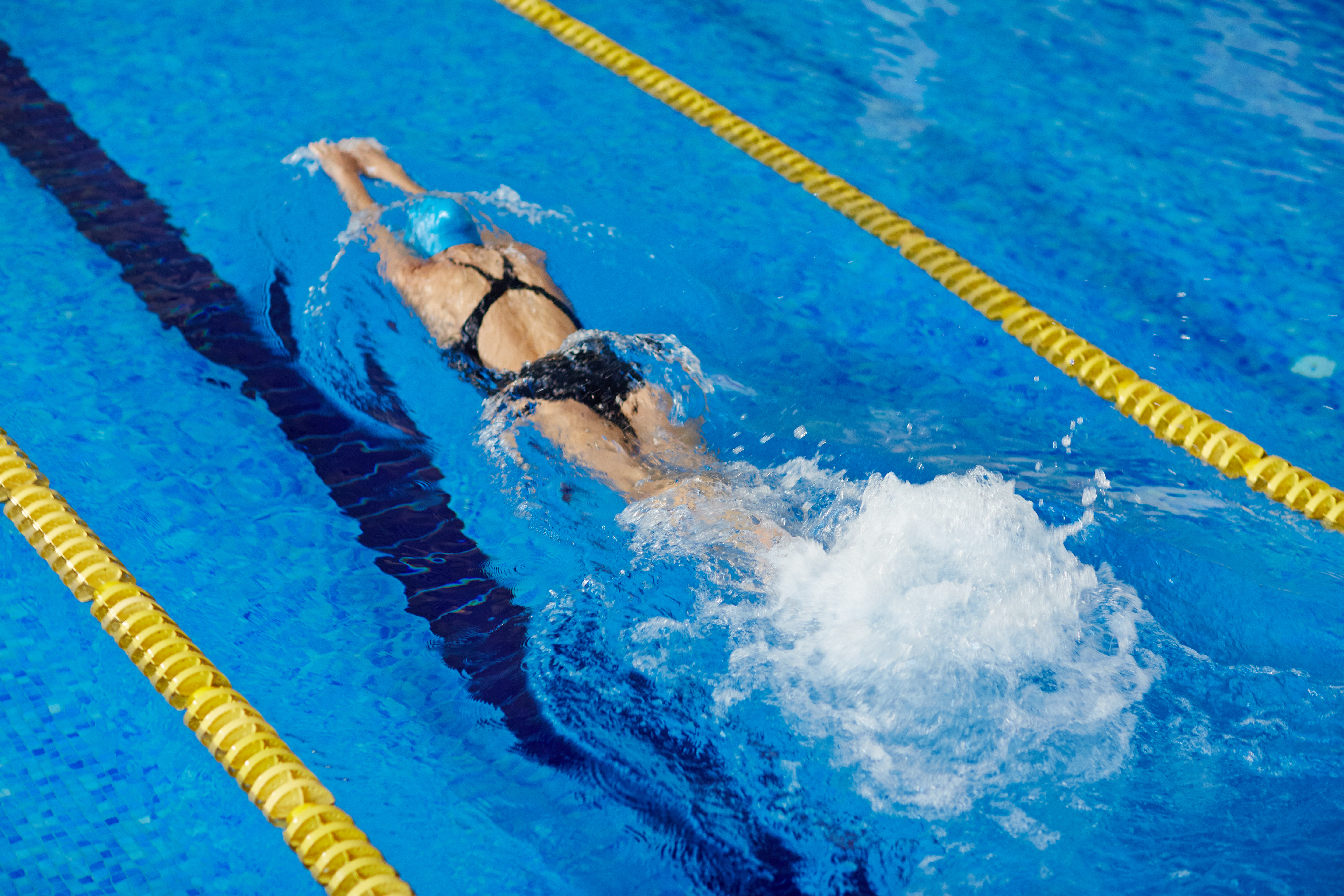 Water workouts keep stress off your joints