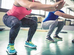 Aerobics & fitness Activity