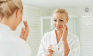 Treating A Dry Skin